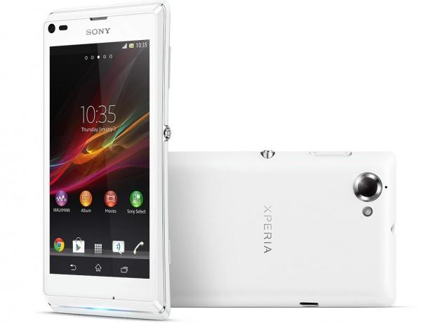 Sony Xperia L-4