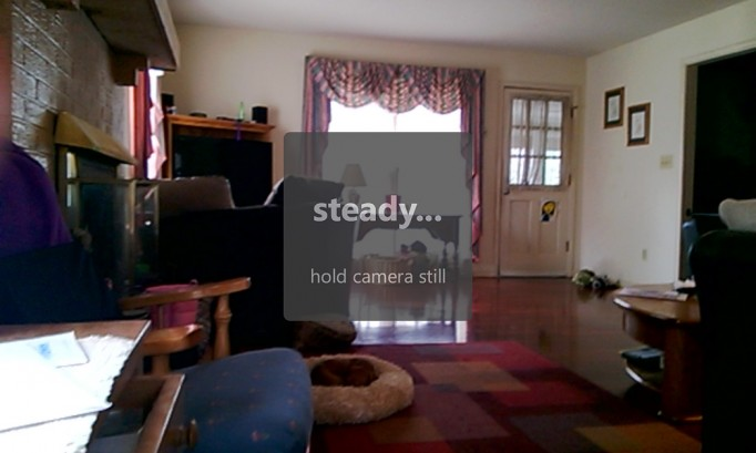 SteadyCam Screen ois on nokia lumia  htc 8x 8s samsung ativ s