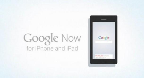 Google Now iOS