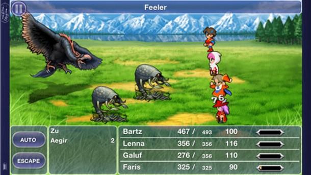 Final Fantasy V 2
