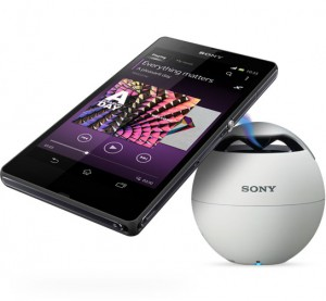 การเชื่อมต่ออุปกรณ์ขยายเสียงด้วย NFC รวมถึงชุดหูฟังที่รองรับ
