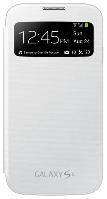 Samsung ประกาศราคาอุปกรณ์เสริมสุดเจ๋งของ Galaxy S4 s view flip cover