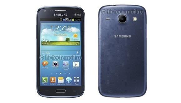 Samsung Galaxy Core แอนดรอยด์สองซิมตัวซุ่มเงียบ จะเปิดตัวกลางเดือนหน้าในราคา 320€
