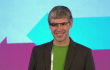 Larry Page Google q1 Report