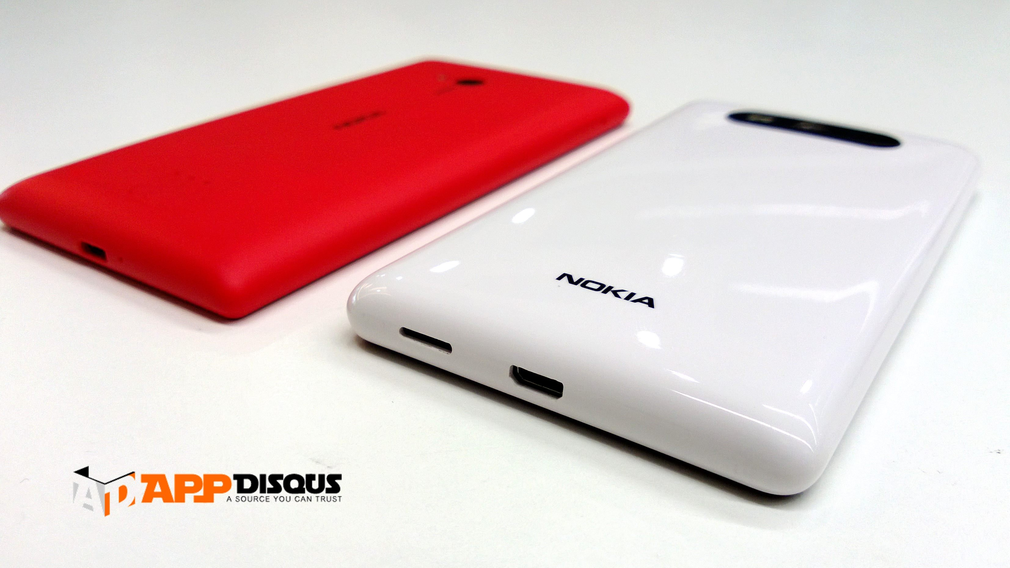 nokia lumia 720 and 820
