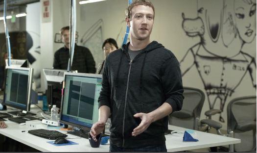 mark facebook home