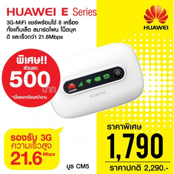 Huawei-Eseries