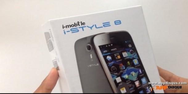 i-mobile i style 8 008