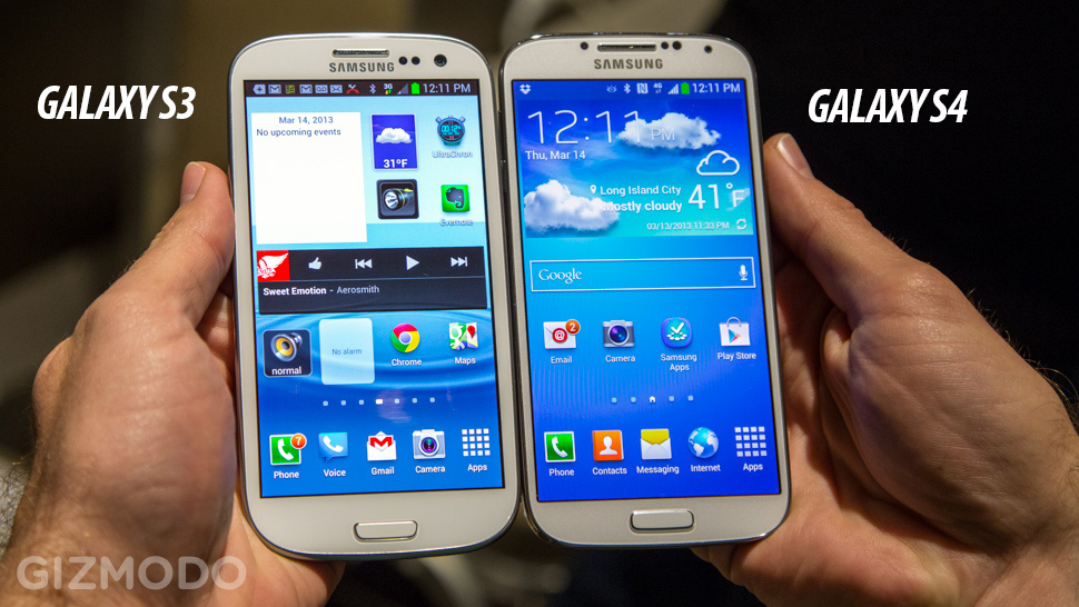 Not to buy Galaxy S4