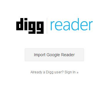 Digg Reade