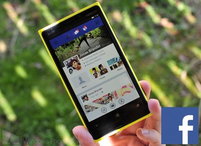 Facebook Beta for Windows Phone 8_1