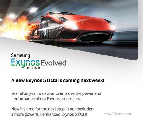 Exynos 5 Octa Evoled