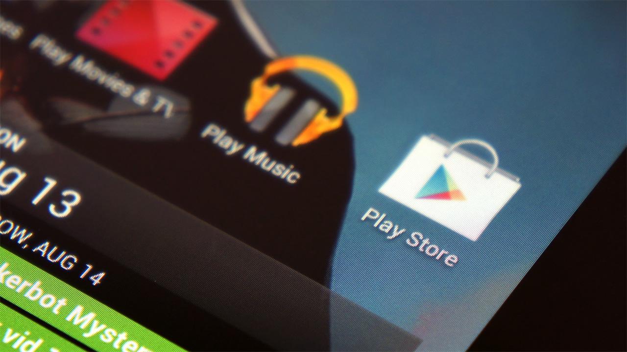 Google Play Update Rule