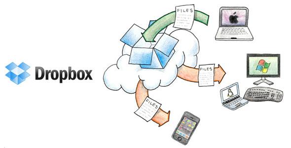 dropbox - mailbox - free 1gb 2
