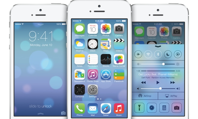 iOS 7 Release 10th September 2013