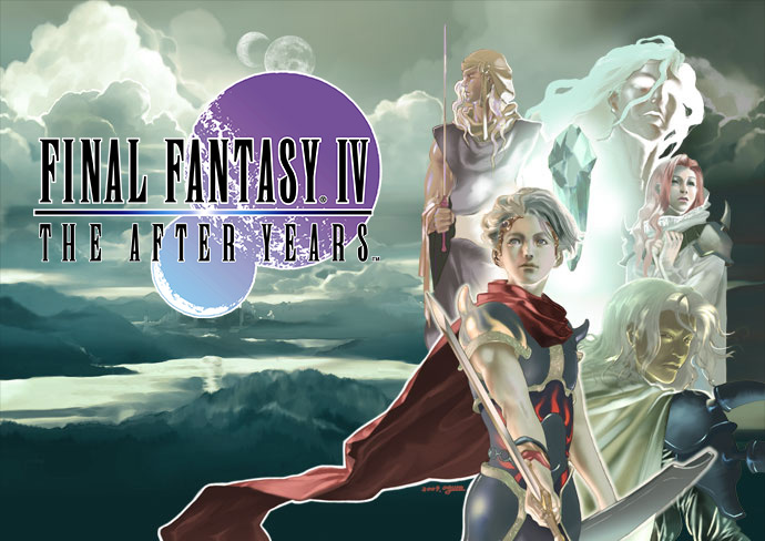 Final Fantasy The After Years