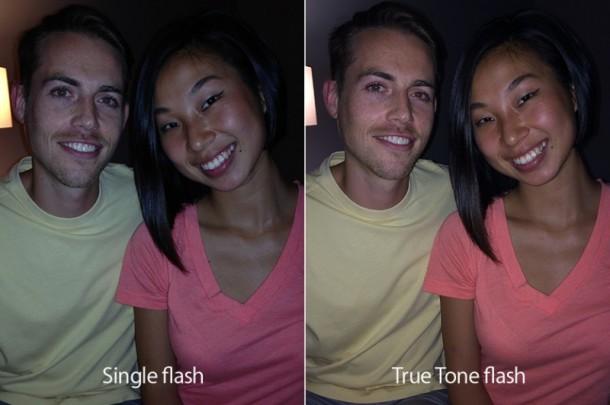 True Flash ของ iPhone 5S