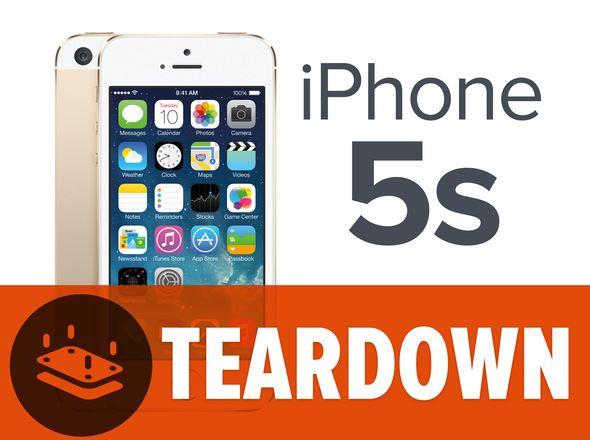 iPhone5s-TearDown