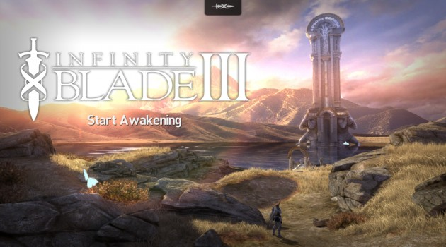 Infinity Blade 3 - iPhone 5S 1