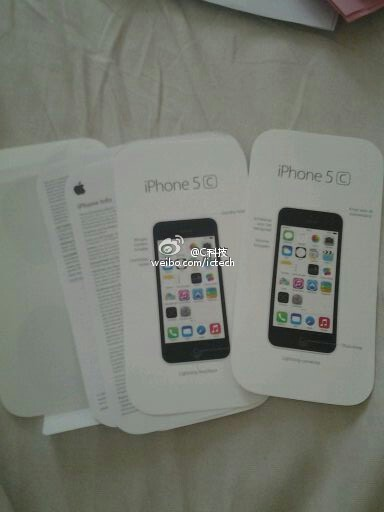 iphone 5c manual