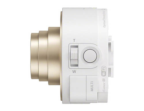 sony smart shot qx10 1