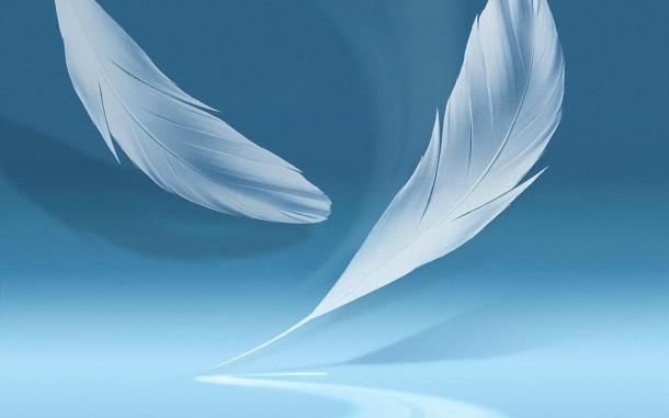 เบา บาง ดุจขนนก