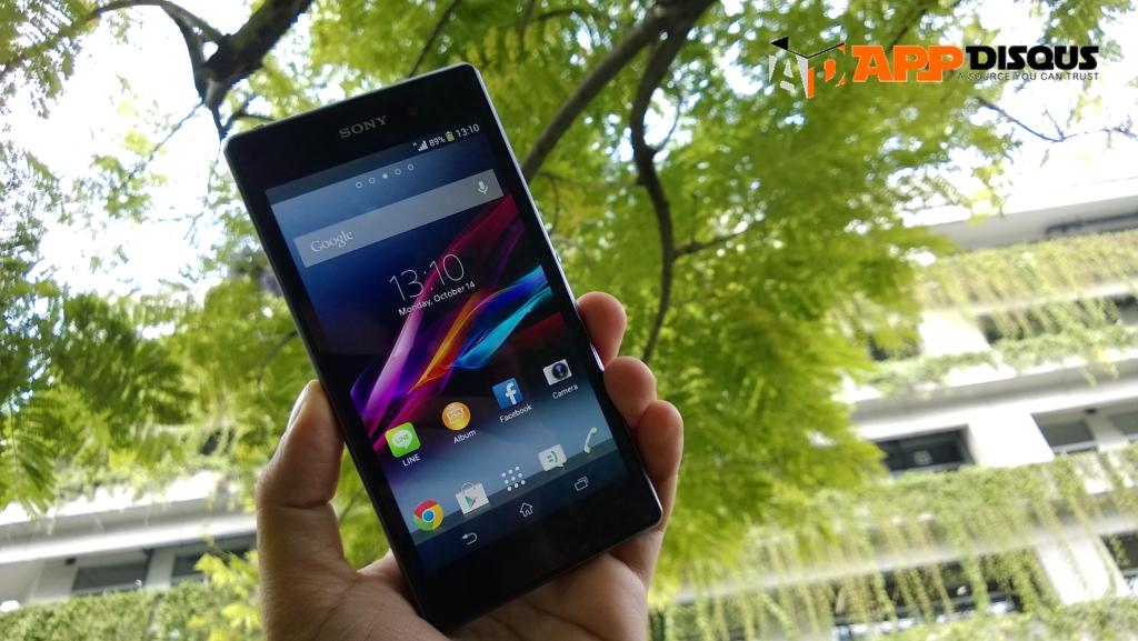 Sony Xperia Z1 reviews 37