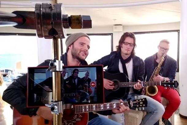 Behind-the-scenes-of-Niila-Bottle-of-Wine-Nokia-LIVE-recording_700