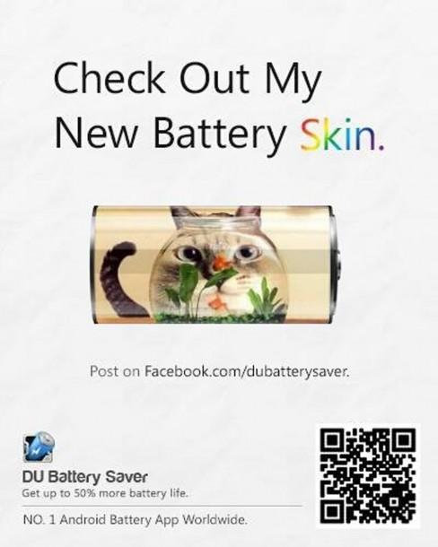 Du Battery new skin