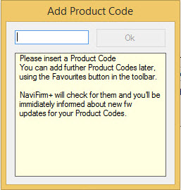 NaviFirm+ 2.8_add product code