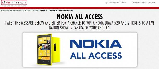Nokia All Access