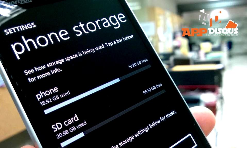 Sandisk 128GB MicroSDXC Support nokia lumia 1520