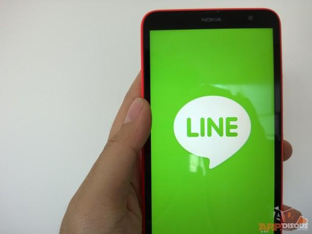 Line for Windows phone