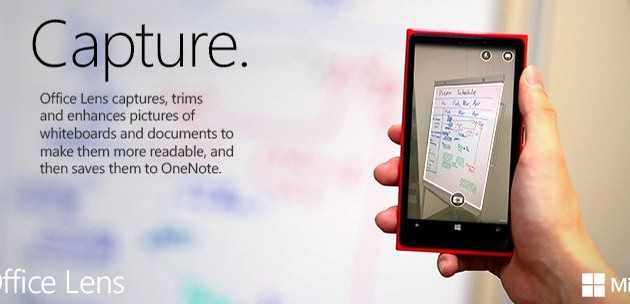 Microsoft-Office-Lens-App