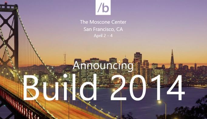 Build_2014 Live Blogging APPDISQUS