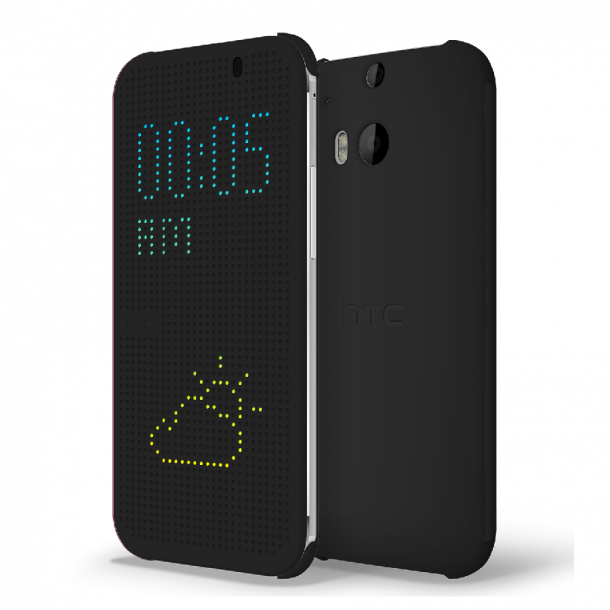 HTC-One-M8-Dot-View-Cover