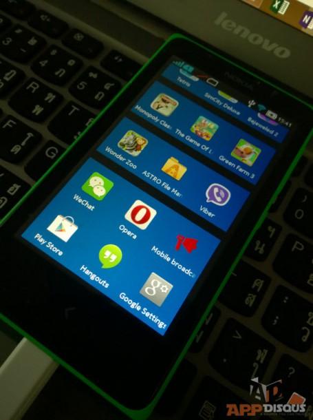 Install Google Service in Nokia X_4