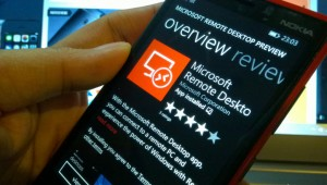 Remote Desktop Beta for Windows phone 8.1_1