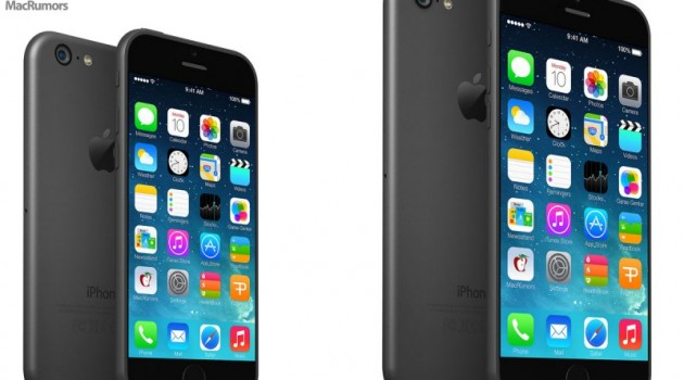 iphone-6 render from leaked