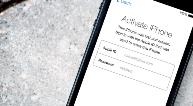 Activation Lock iOS 7