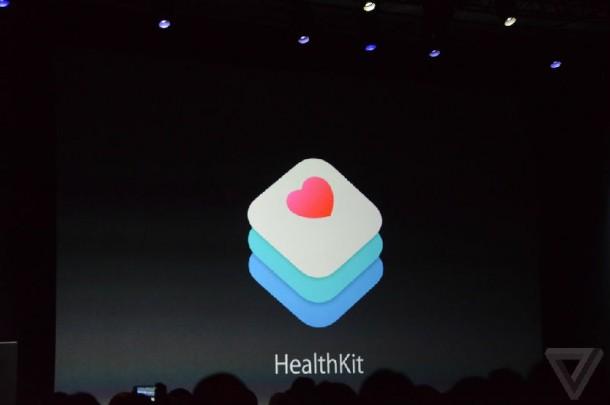 Apple HealthKit on iOS8