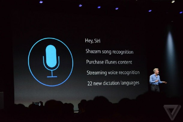 Siri improvement on iOS8