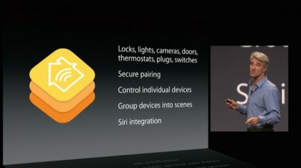 WWDC2014 HomeKit on iOS8