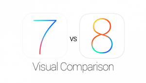 iOS-7-8-Visual-Comparison