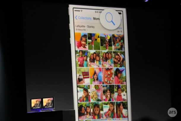 photo-search on iOS8