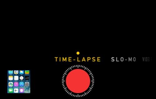 timelapse ios8