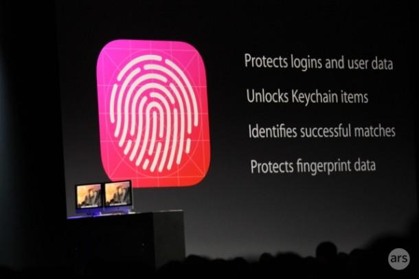 New TouchID API on iOS8
