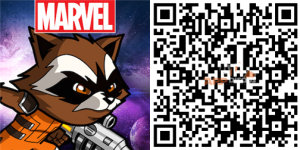 QR_Guardians of the Galaxy