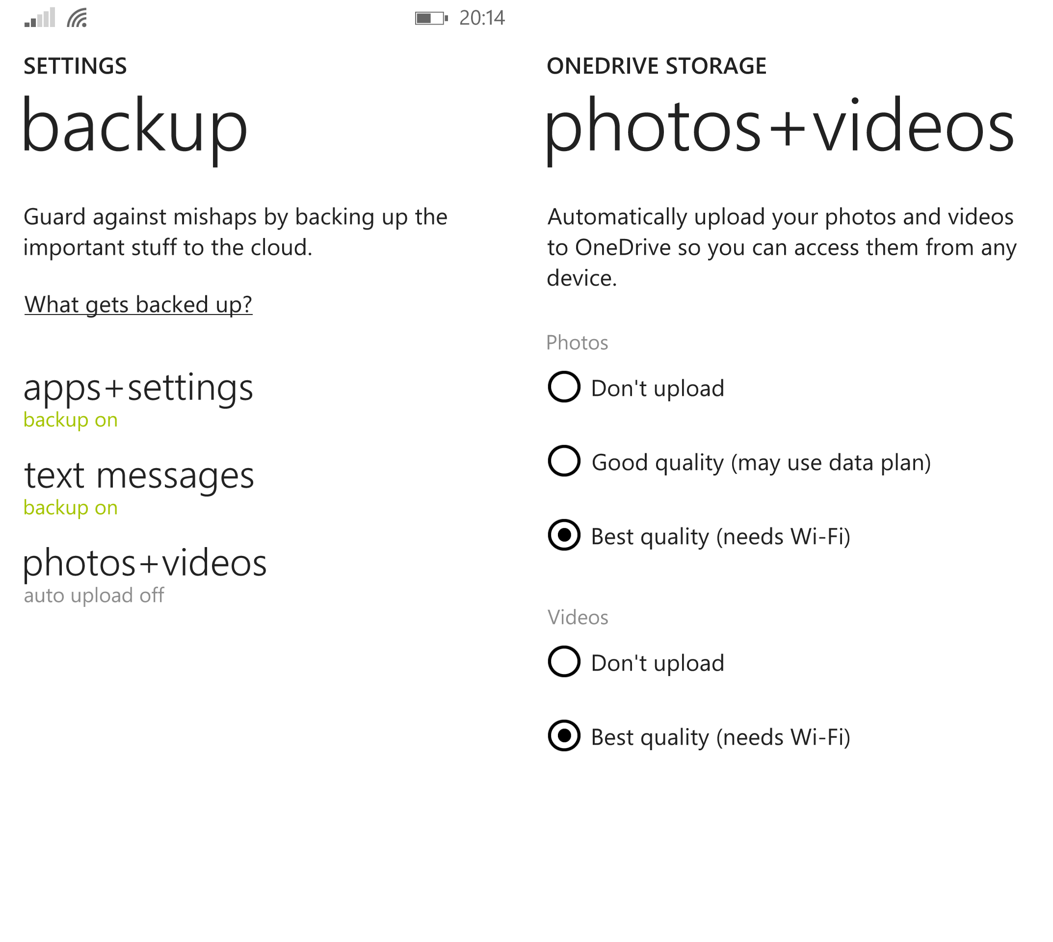 sync settings and data (1)