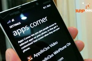 apps corner windows phone